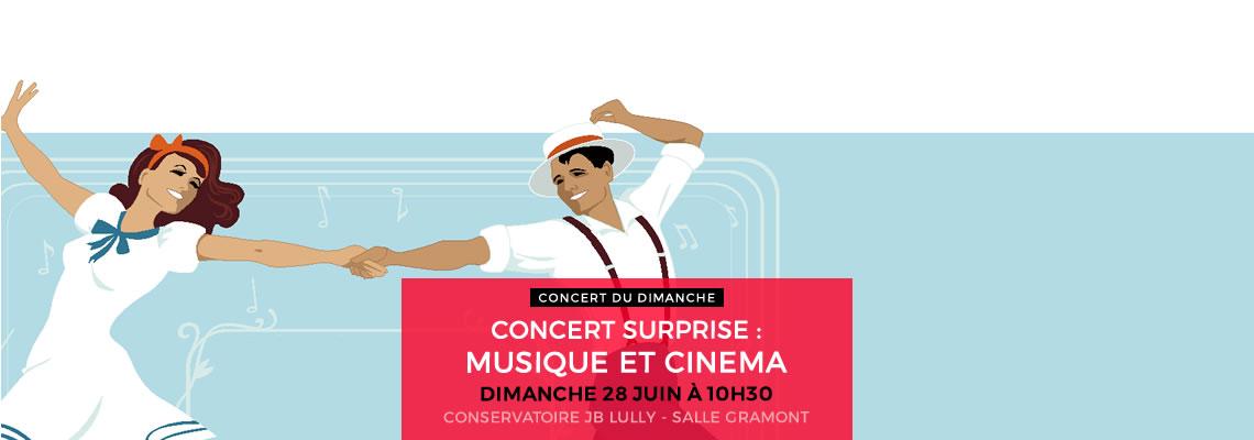 Concert-surprise