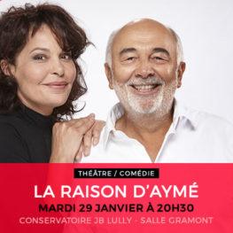 LA RAISON D'AYMÉ
