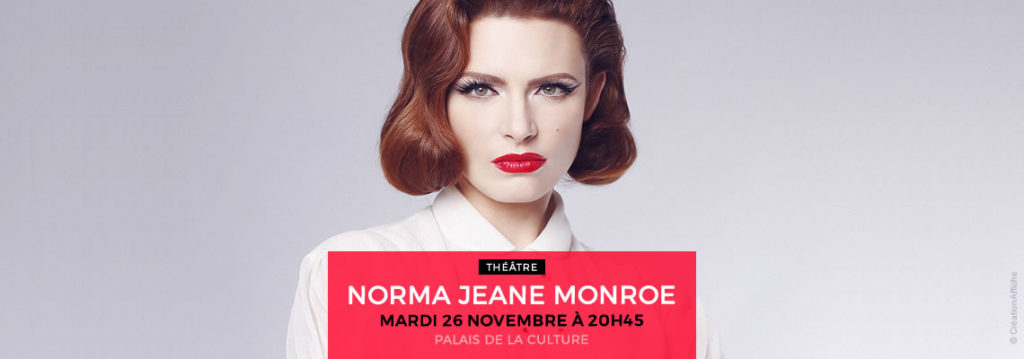NORMA JEANE MONROE