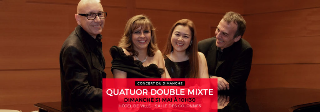 QUATUOR DOUBLE MIXTE