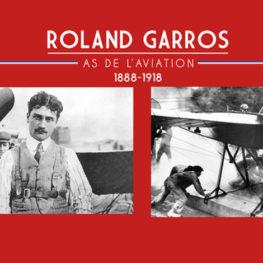 Conférence «Roland Garros, un extraordinaire pilote écrivain»