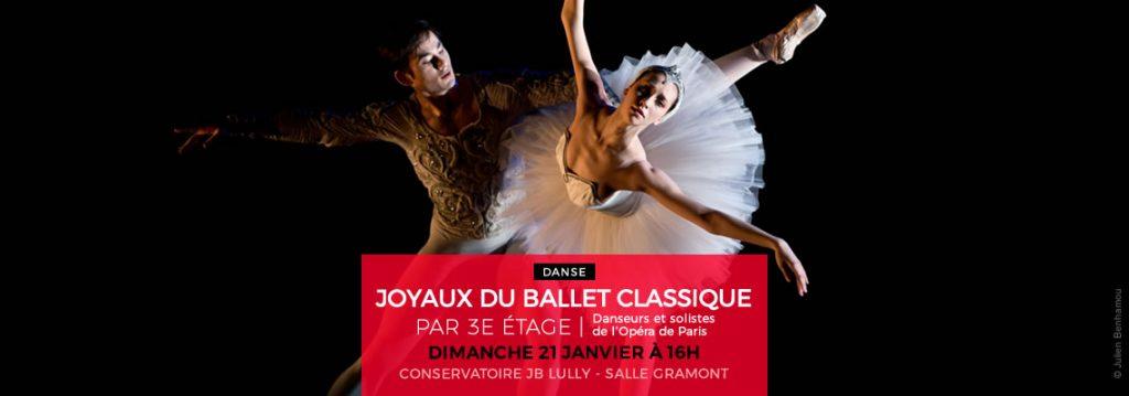 JOYAUX DU BALLET CLASSIQUE