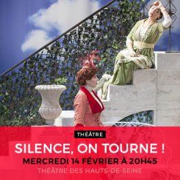 SILENCE, ON TOURNE!
