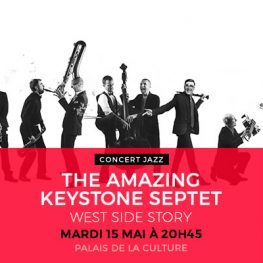 THE AMAZING KEYSTONE SEPTET