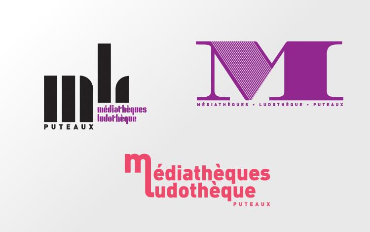 Médiathèques: choisissez le nouveau logo!