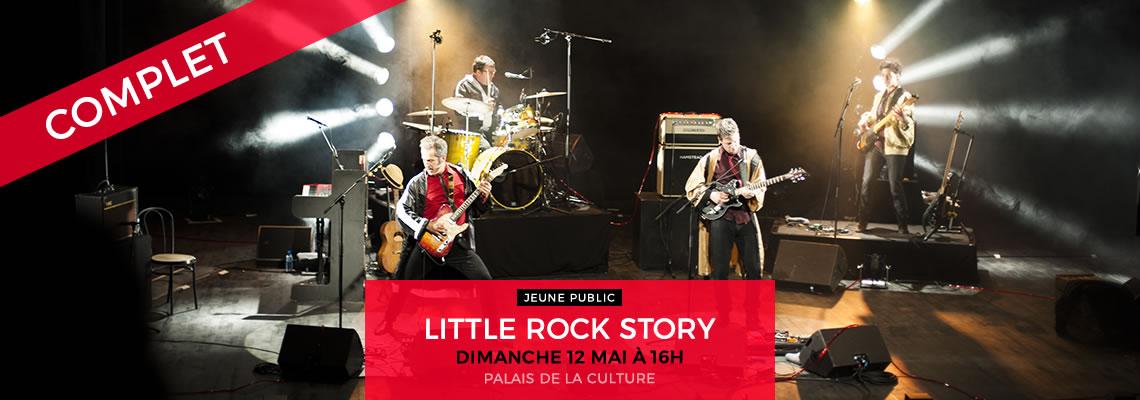 Little rock story