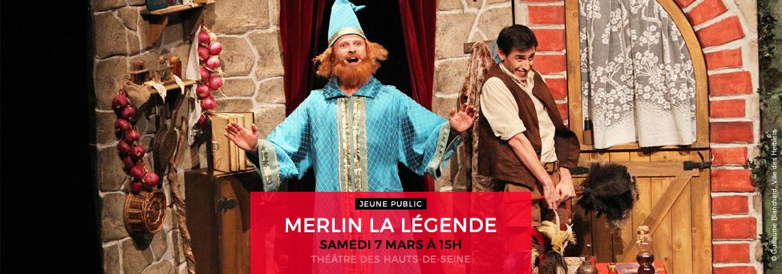Merlin-la-legende