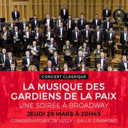 LA MUSIQUE DES GARDIENS DE LA PAIX