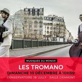 LES TROMANO