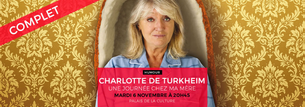 CHARLOTTE DE TURKHEIM