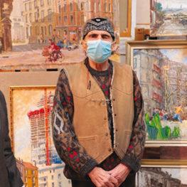 Jean-Claude Bobin, de peinture et de création