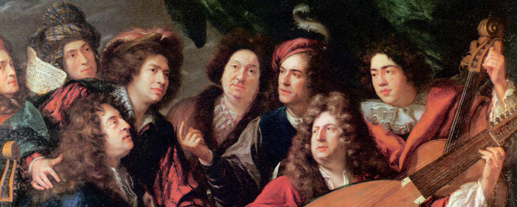 Que se passait-il à Puteaux en 1675?